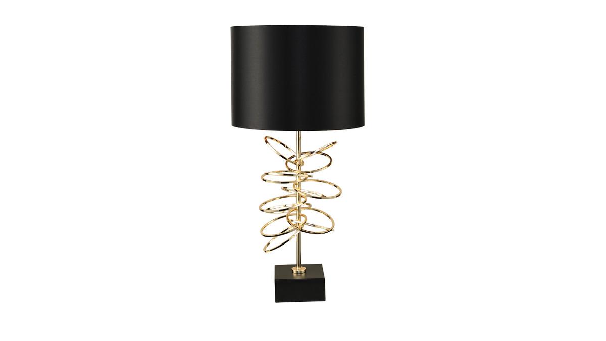 "15"" Metz Decorative Table Accent Lamp"