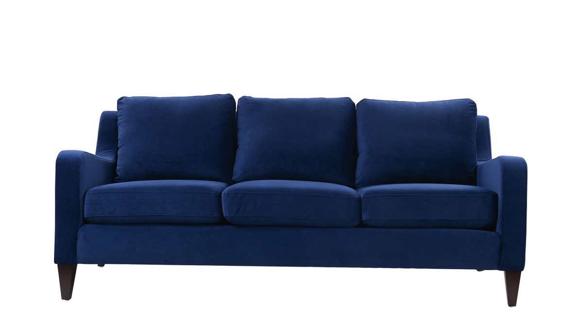 Serena Lawson Sofa, Navy Blue