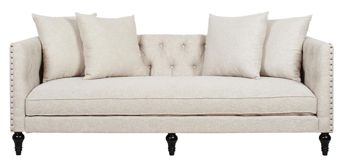 """Stanbury 82.5"""" Tuxedo Sofa"""