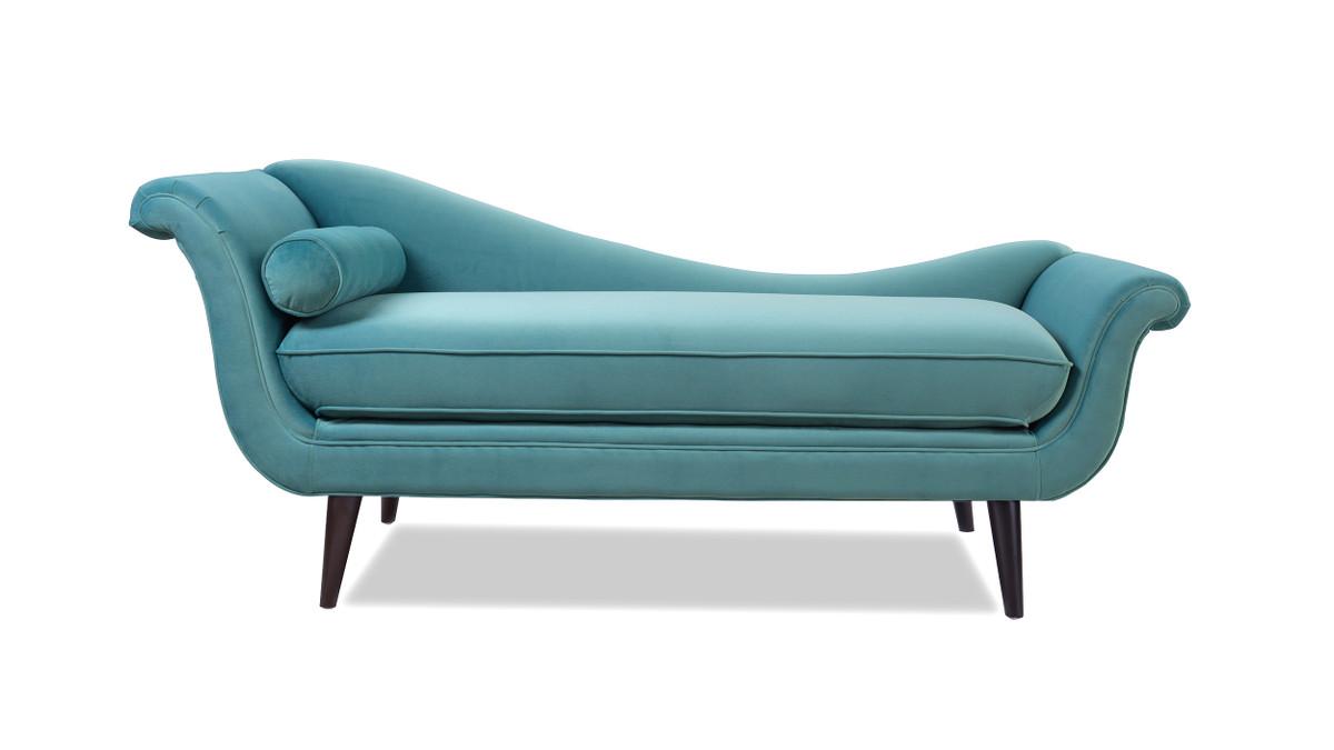 Kai Chaise Lounge, Arctic Blue