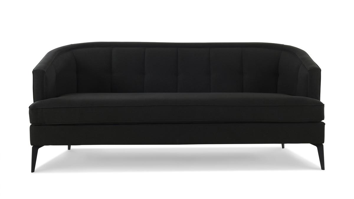 "Isabella 72"" Mid-Century Contemporary Sofa"