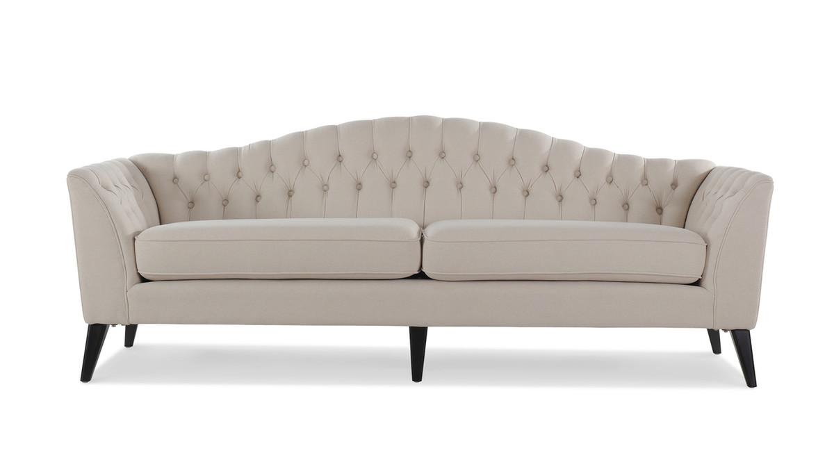 Ramsey Camelback Sofa, Sky Neutral