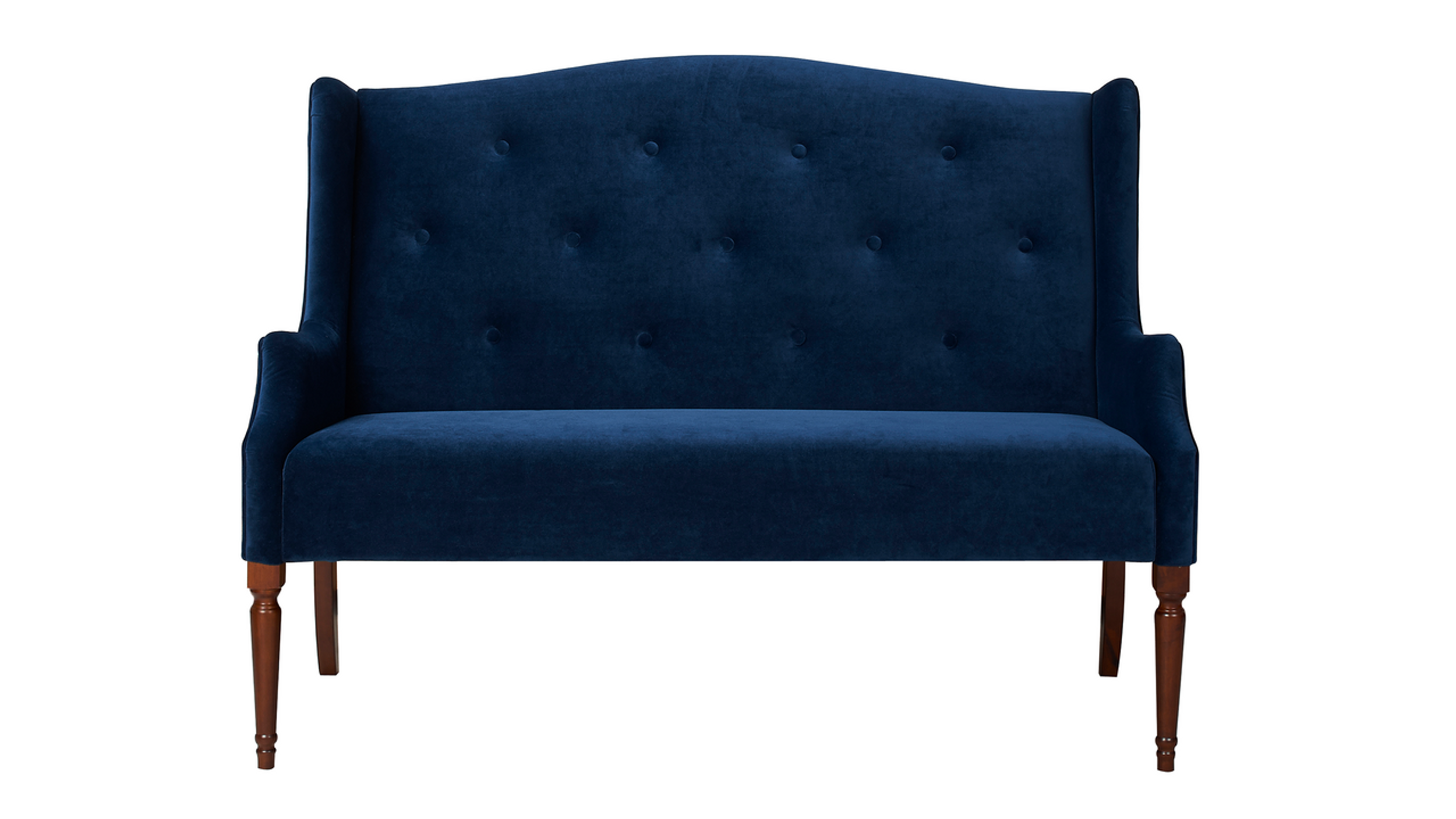 Picture of: Izzy 51 5 Tufted Settee Jennifer Taylor Home