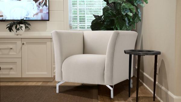 Camilla Mid-Century Modern Chair