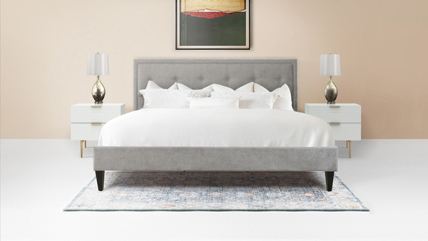 Lexy Modern Platform Bed