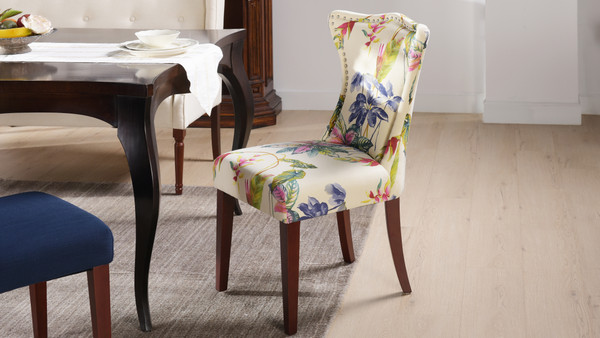 Paradise Upholstered Parsons Dining Chair