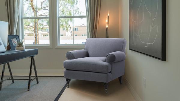 Alana Lawson Chair, Steeple Grey