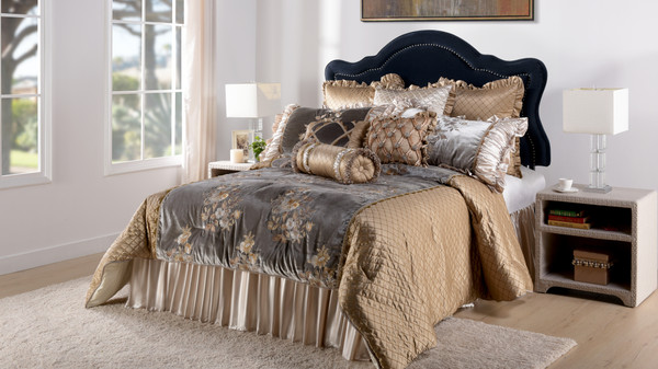 Legacy 9 Piece Comforter Set, Queen