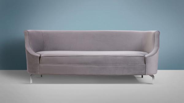 Harper Upholstered Sofa, Opal Grey