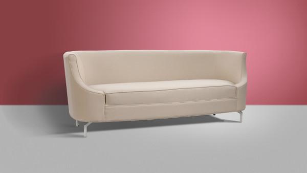 Harper Upholstered Sofa, Sky Neutral