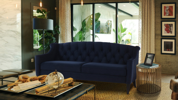 Ken Sofa, Dark Navy Blue