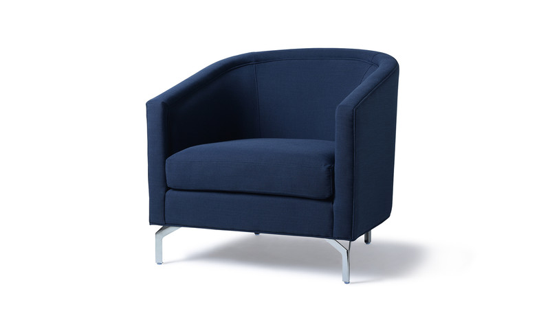 Annette Cabriole Arm Chair