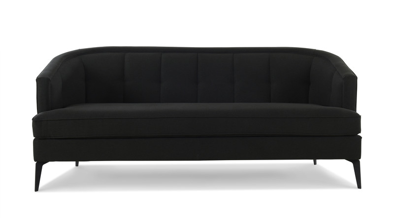 Isabella Mid-Century Contemporary Sofa