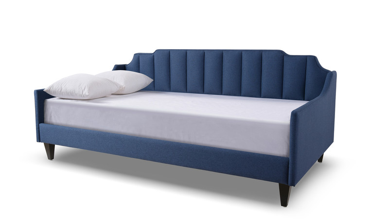 Edgar Channel Tufted Sofa Bed Daybed