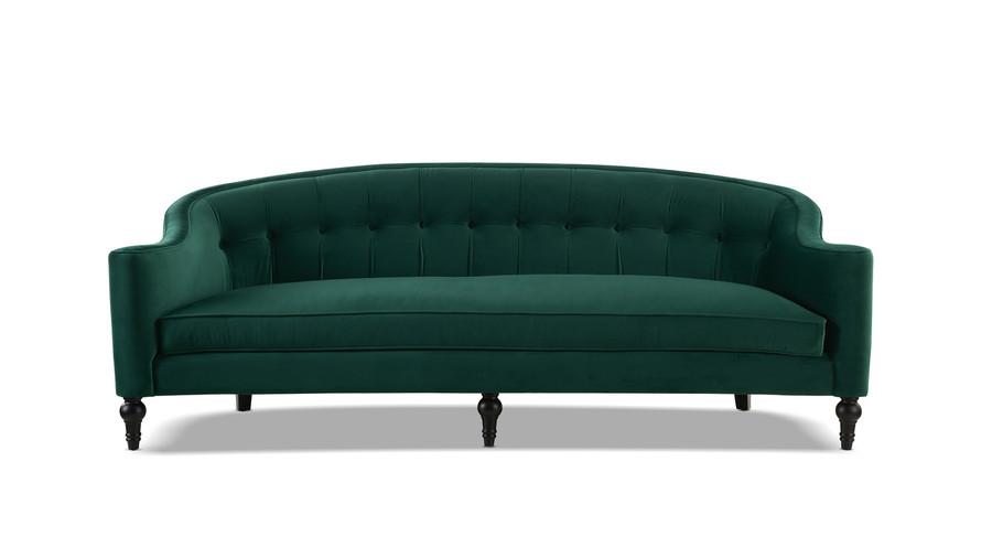 Stewart Curved Back Sofa