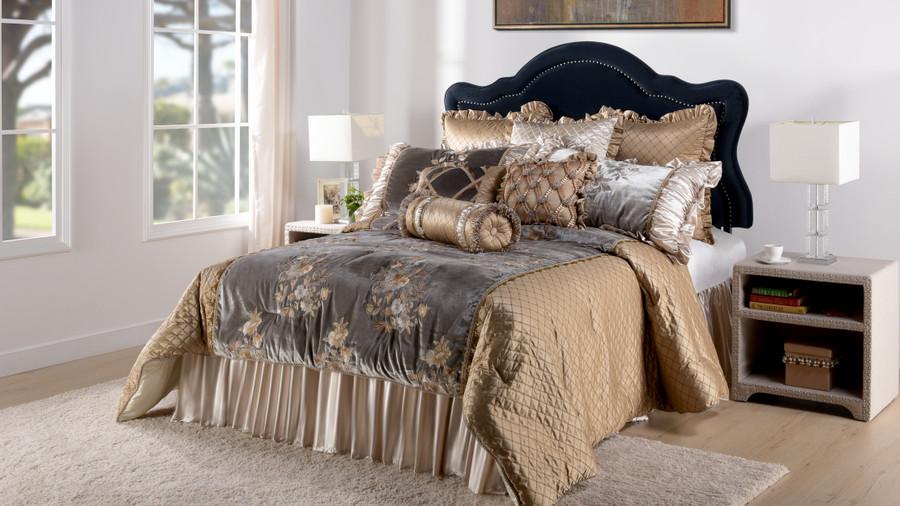Legacy 9 Piece Comforter Set, Queen