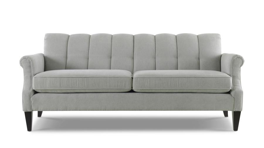 Giotto Accent Sofa, Mineral Grey