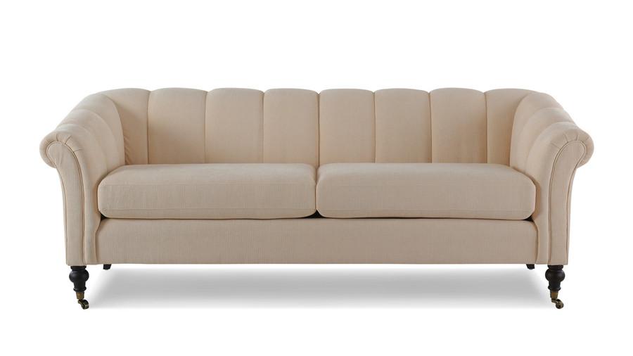 Julia Flared Arm Sofa