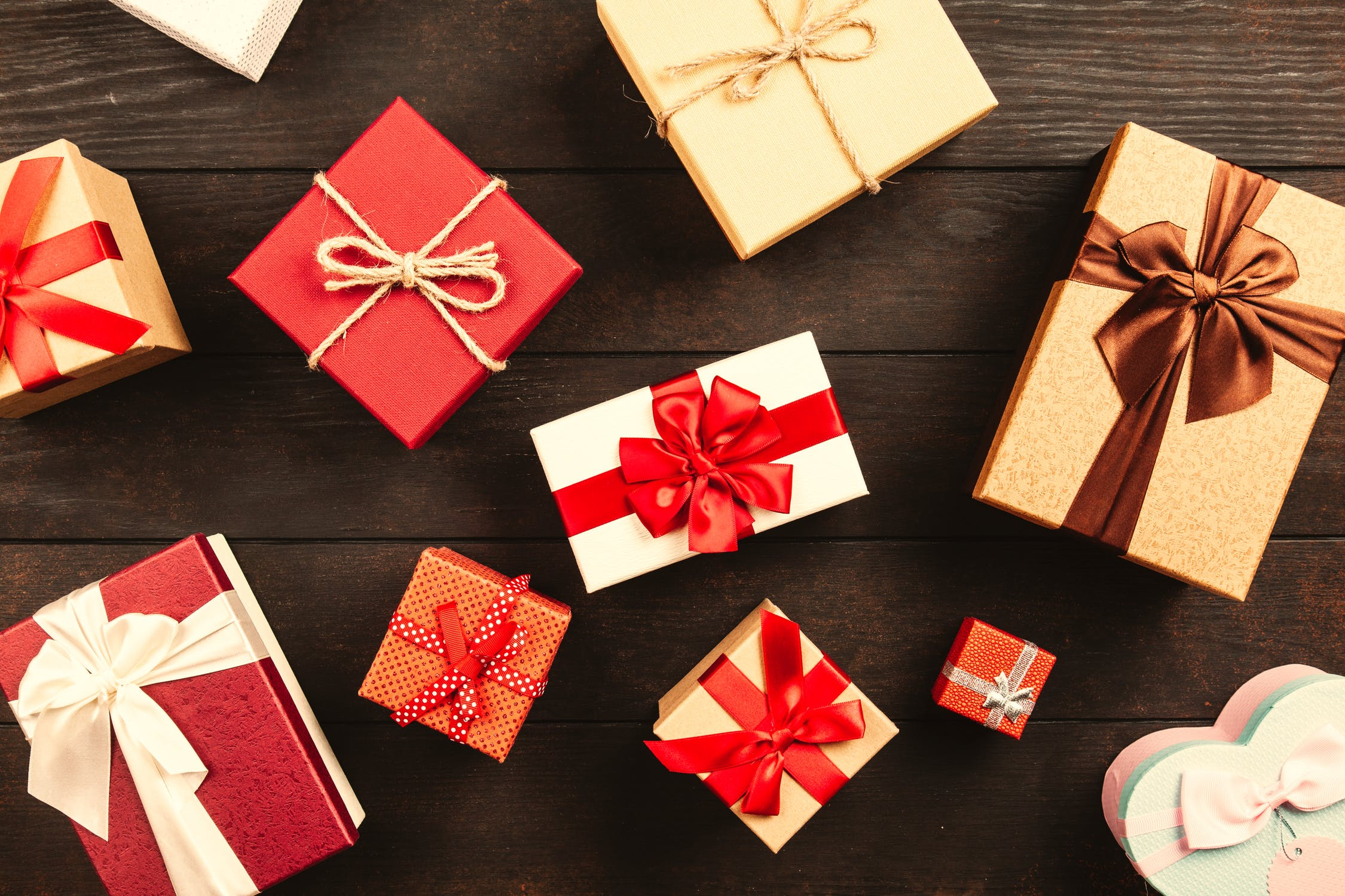 Give Gifts for the Home