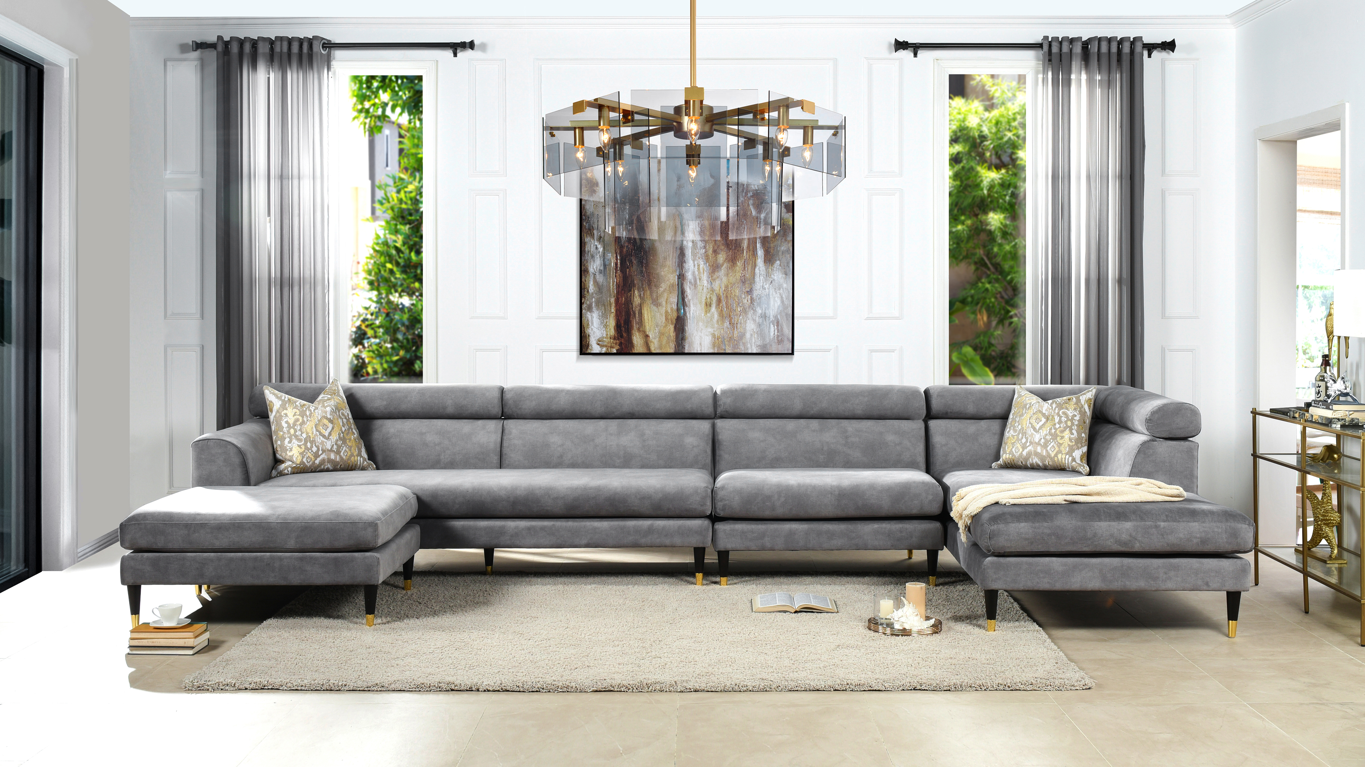 Jennifer Taylor Home | Modern, Mid-Century and Contemporary ...