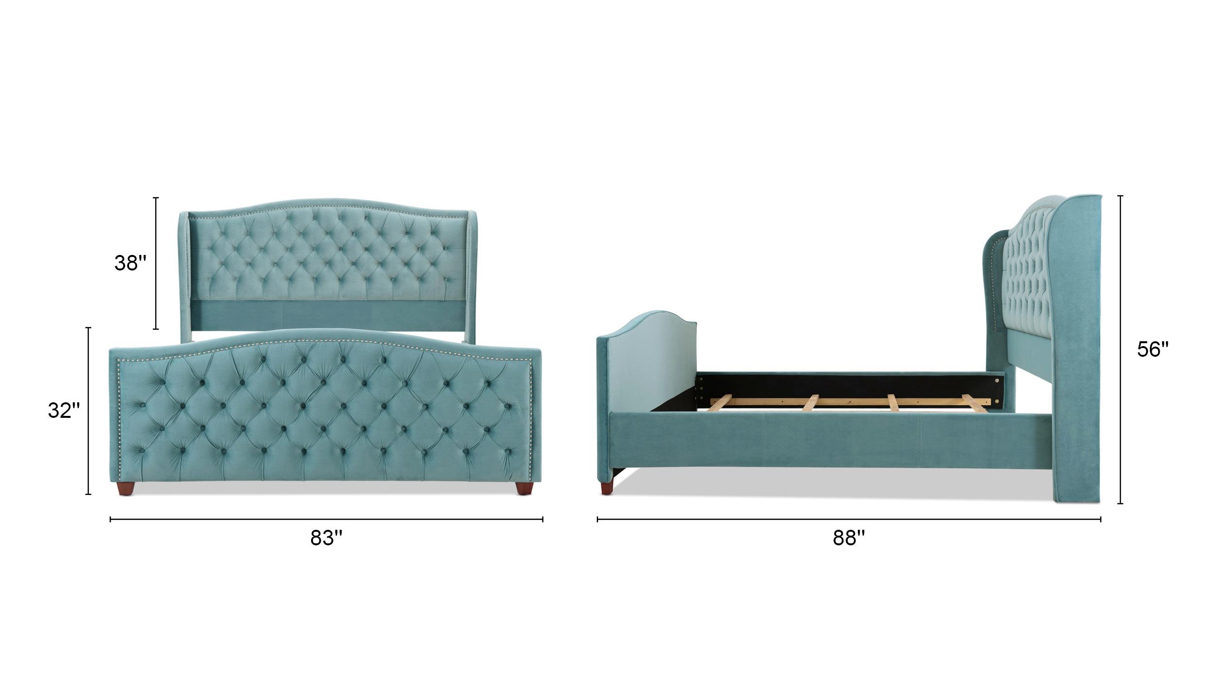 Marcella Upholstered Bed