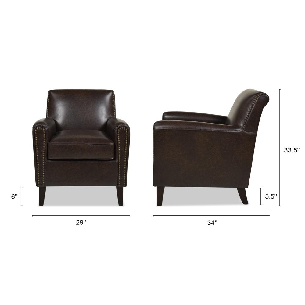 Xavier Wingback Armchair