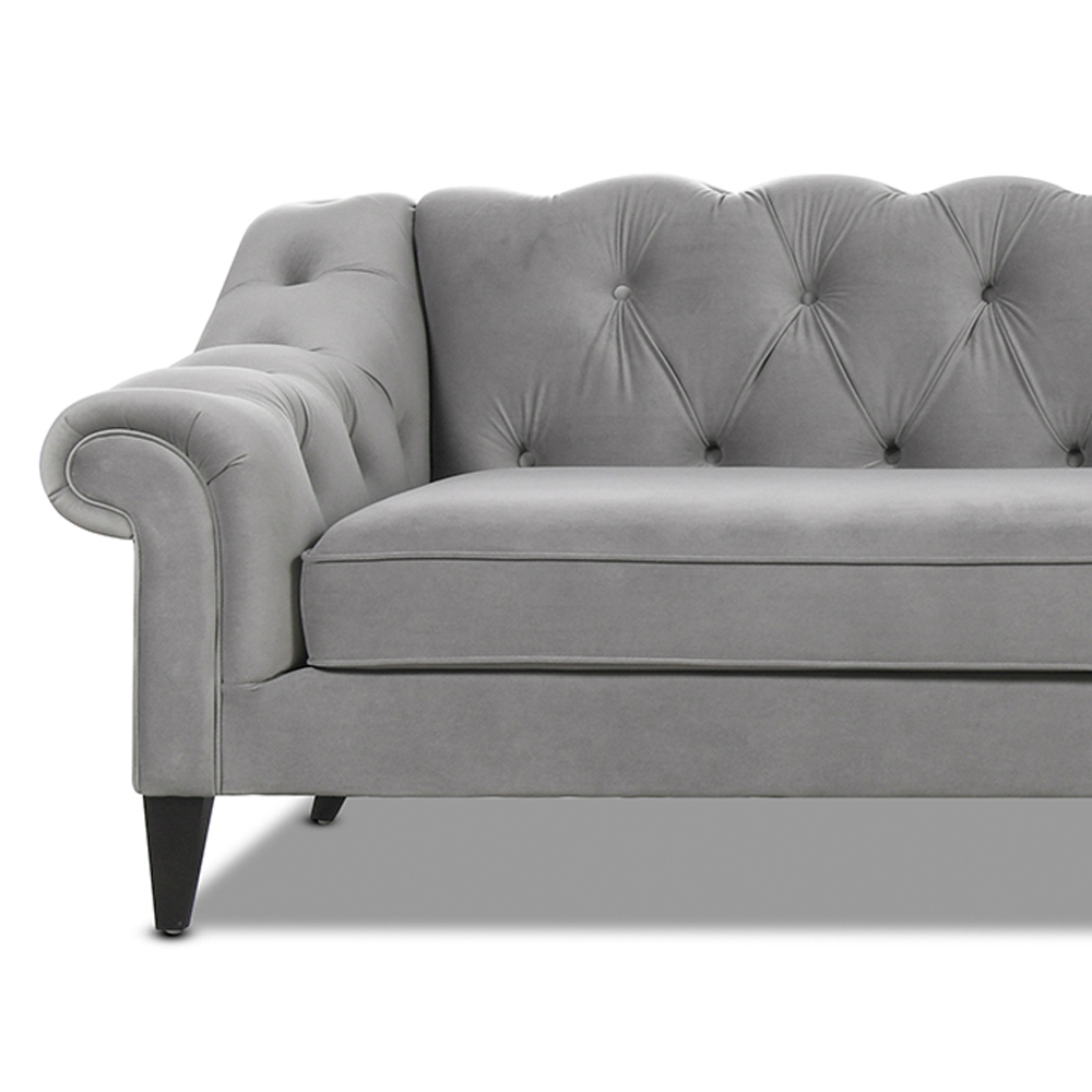 Alexandra Tufted Right Sectional
