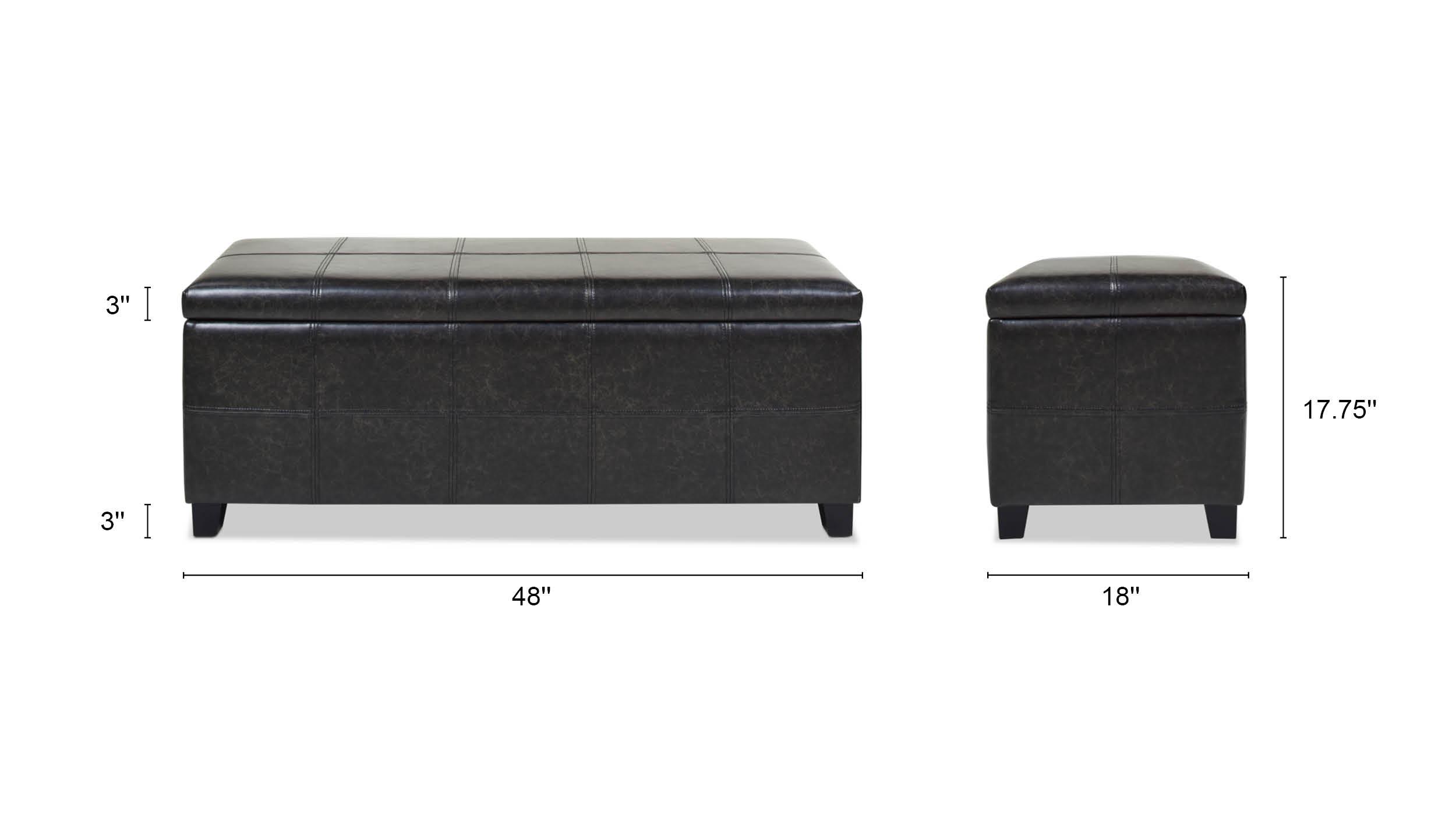 Ryan Storage Bench
