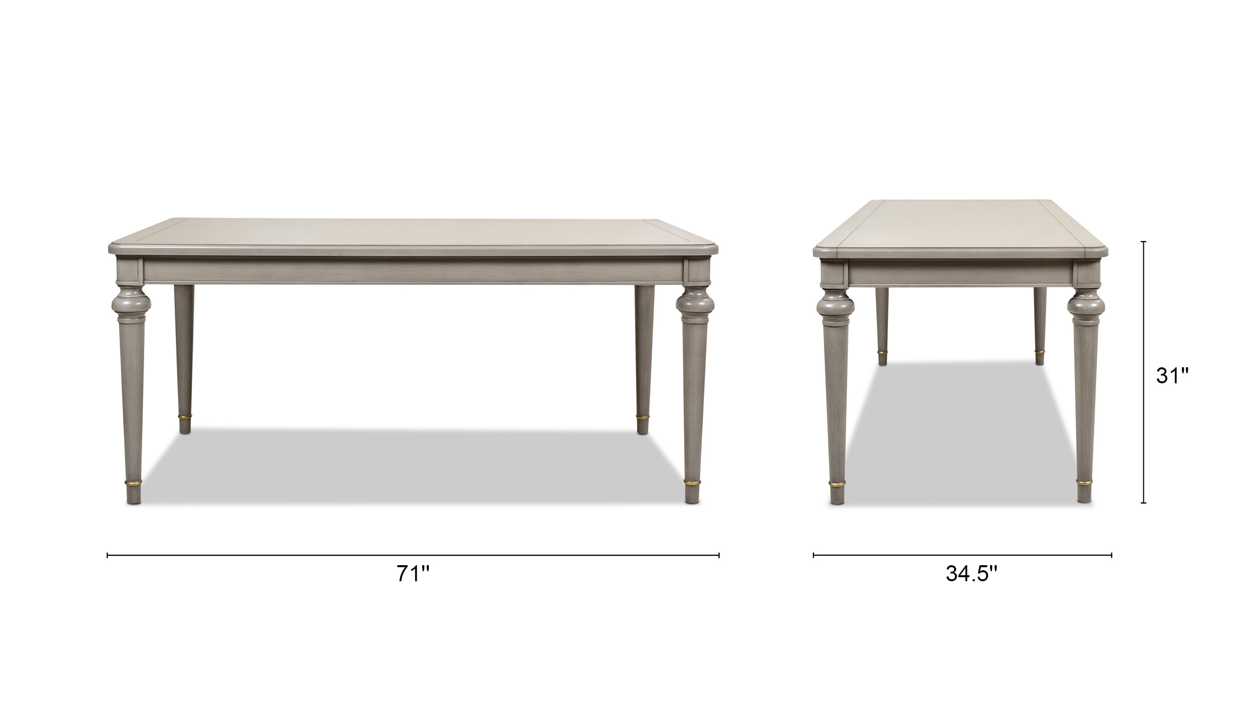 Dauphin Dining Table