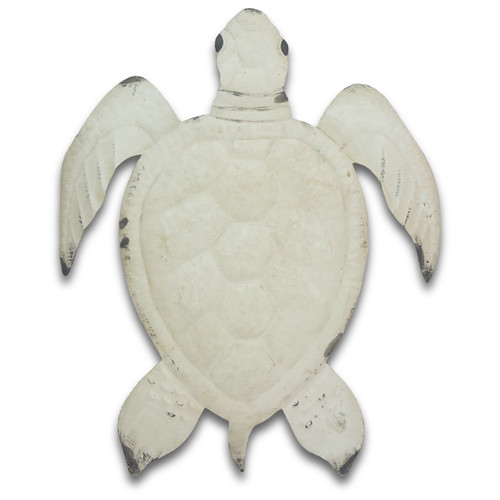 Antique Sea Turtle Metal Wall Art CA042