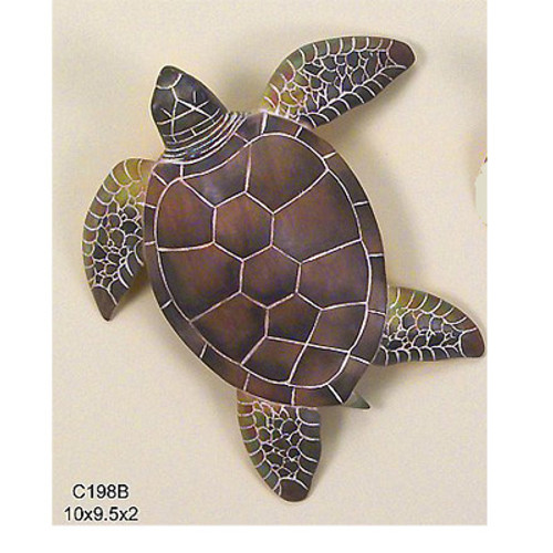Sea Turtle Wood