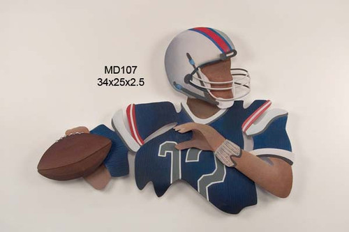 Quarterback Wall Art
