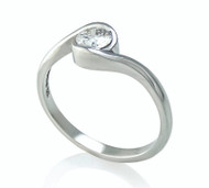 Bespoke Commission - Diamond engagement ring