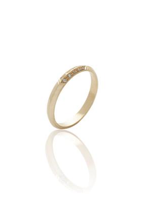 ALWAYS 9ct Gold & Diamond Ring