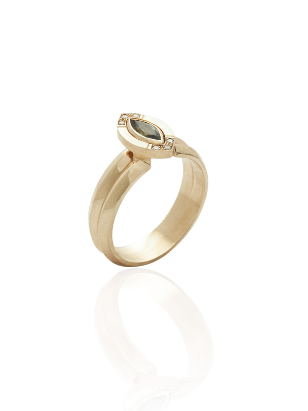 GRACE ring shown here with the HALO ring