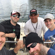 Fishing with Blue Microphones