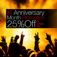 IK Multimedia Software 25% Off at Front End Audio!