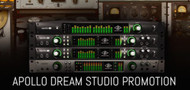 Universal Audio Apollo Dream Studio Promotion at Front End Audio!