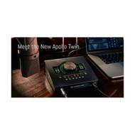The Universal Audio APOLLO TWIN MkII