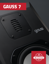 Introducing the Avantone Gauss 7 - a tribute to greatness.