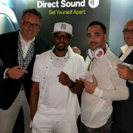 Direct Sound Endorsed by Superstar Producer Teddy Riley