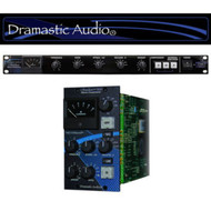 DRAMASTIC AUDIO raises the bar and redefines the classic console buss compressor