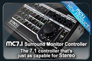 Drawmer MC7.1 Monitor Controller Shipping Soon!