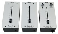 Speck Electronics Fader Series – Desktop Faders now at Front End Audio!