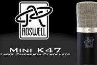 The Roswell Mini K47 Microphone is sporting new packaging!