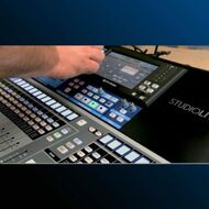Presonus StudioLive and an impromptu live mixing session