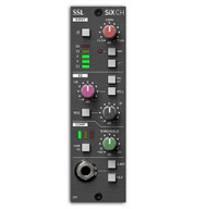 Solid State Logic SiX Channel 500-Series Channel Strip
