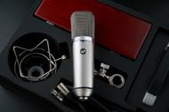 Warm Audio Announces the WA-67 Tube Condenser Microphone
