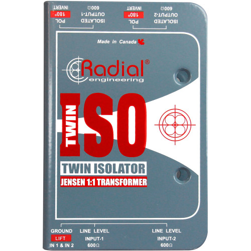 Radial Twin-Iso