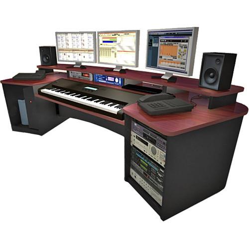 Omnirax Force K88 Workstation